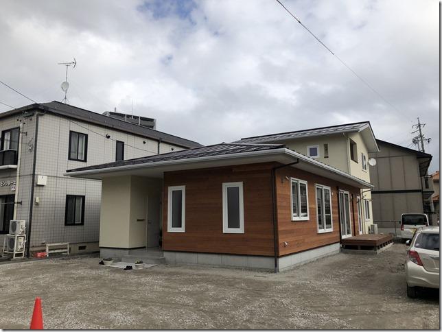 松本市庄内の家 英設計 オープンシステム 完成見学会