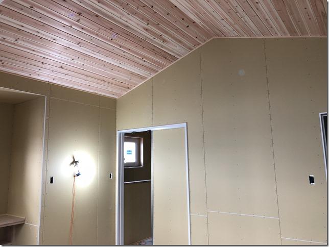 木工事 完了 松本市庄内の家 新築 木造 英設計