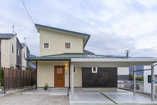 松本市 英設計 完成住宅 自由設計住宅のお引渡し