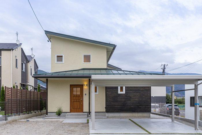 住宅の外観写真